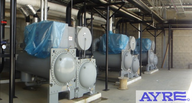 Chillers centrifugos